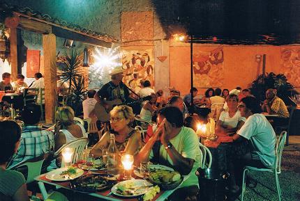 Restaurant Volonte Fitou