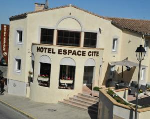 Hotel groupes espace cit oliviers aragon carcassonne aude - La table ronde carcassonne ...